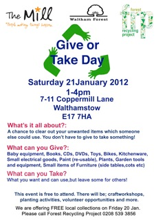 give take day graphic
