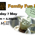 Star Wars day advert