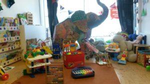 Children's room - children's parties at the Mill