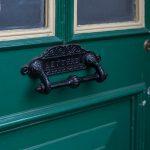 Warner letter box