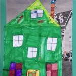 Artwork of a house