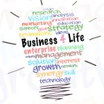 Business for Life logo