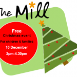 Mill Christmas Party logo