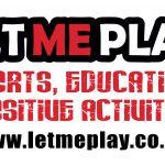 LetMePlay Logo
