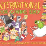Book giving day poster